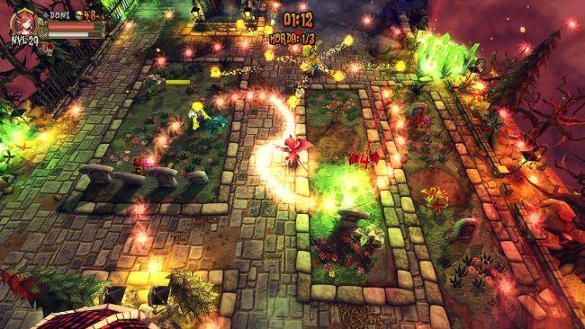 Demon's Crystals - Screenshots - Bild 5