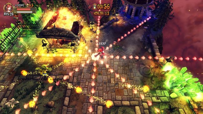Demon's Crystals - Screenshots - Bild 6