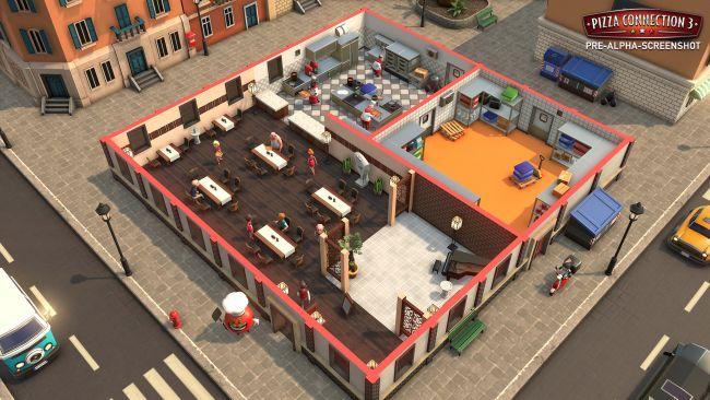 Pizza Connection 3 - Screenshots - Bild 4