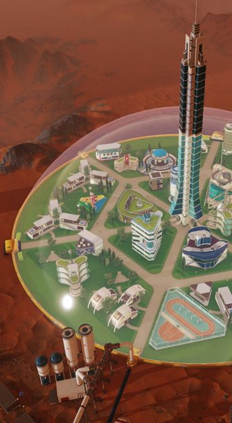 Surviving Mars - Preview