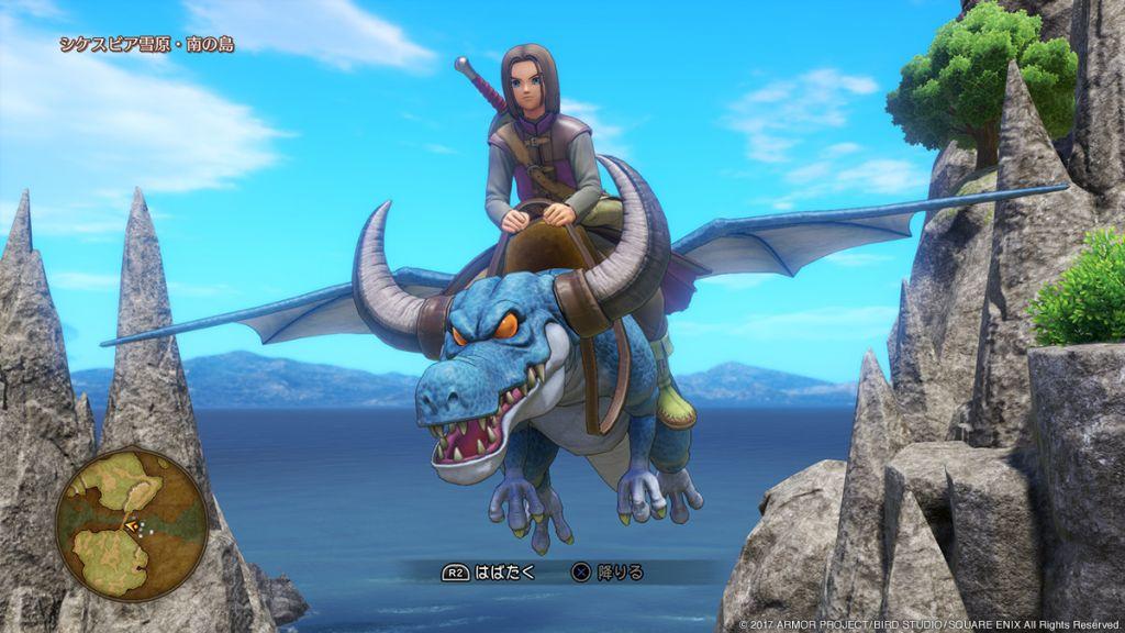 Dragon Quest XI im Westen
