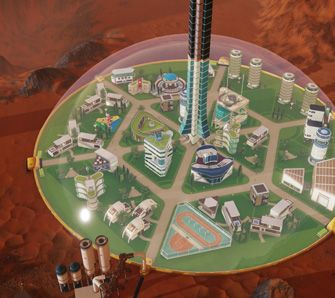 Surviving Mars - Preview