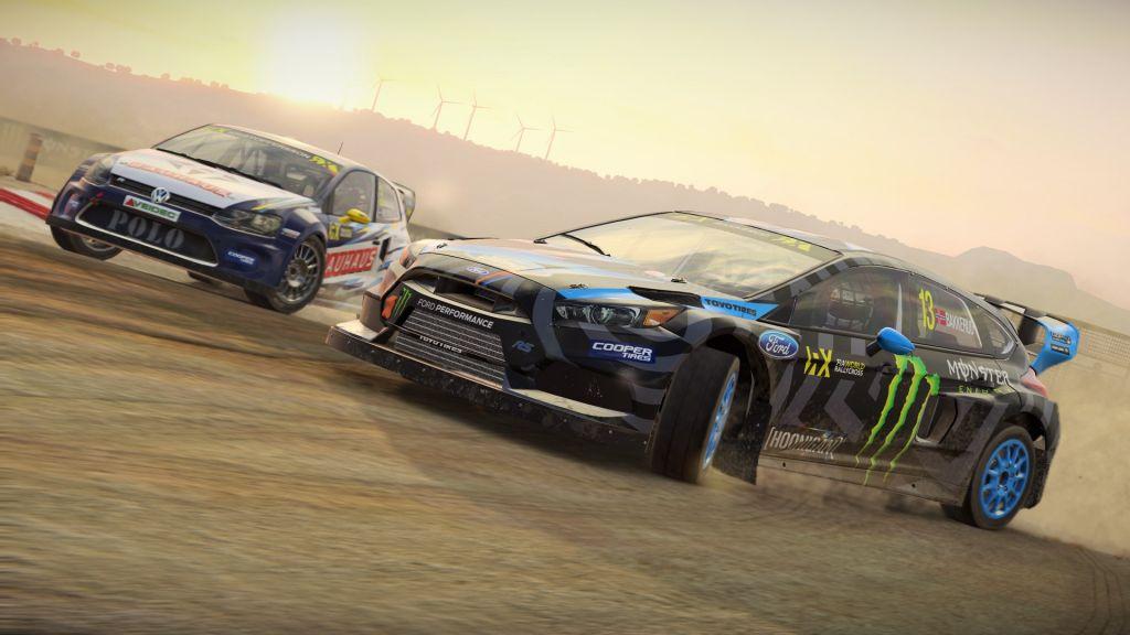 DiRT 4: Gameplay-Trailer demonstriert Rallycross