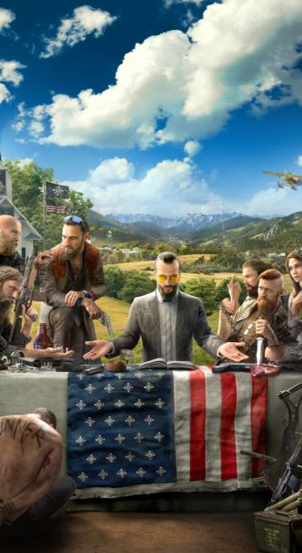 Far Cry 5 - Test