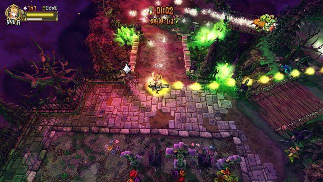 Demon's Crystals - Screenshots - Bild 3