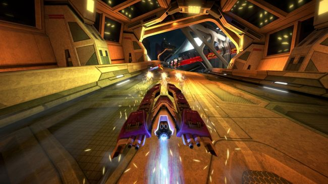 WipEout: Omega Collection - Screenshots - Bild 1