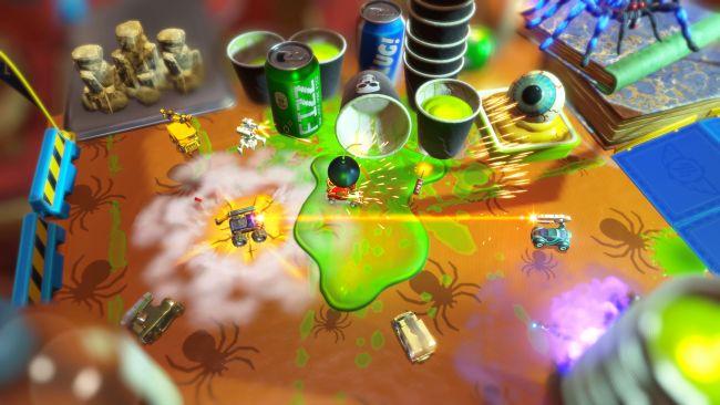 Micro Machines World Series - Screenshots - Bild 11