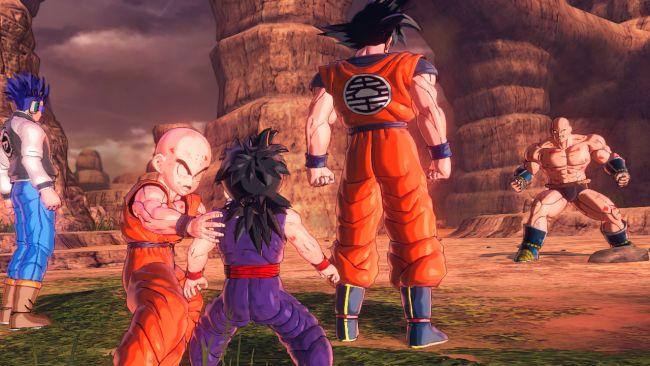 Dragon Ball Xenoverse 2 - Screenshots - Bild 21