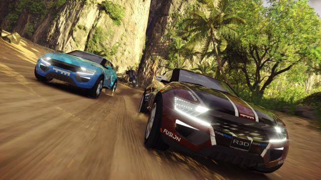 TrackMania 2 Lagoon - Screenshots - Bild 8