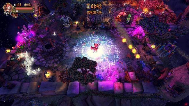 Demon's Crystals - Screenshots - Bild 9
