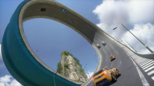 TrackMania 2 Lagoon - Screenshots - Bild 1
