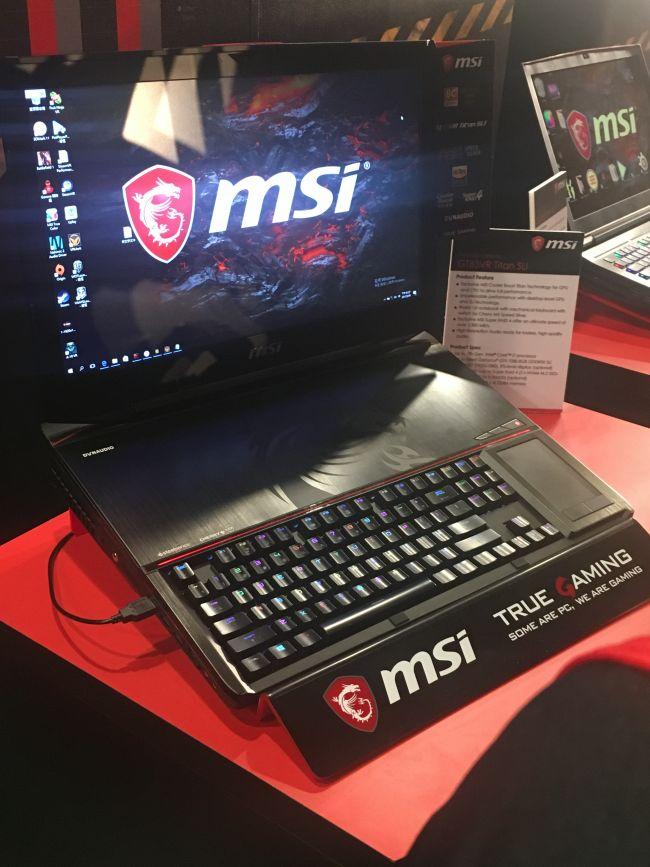 MSI Gaming-Notebooks - Screenshots - Bild 7