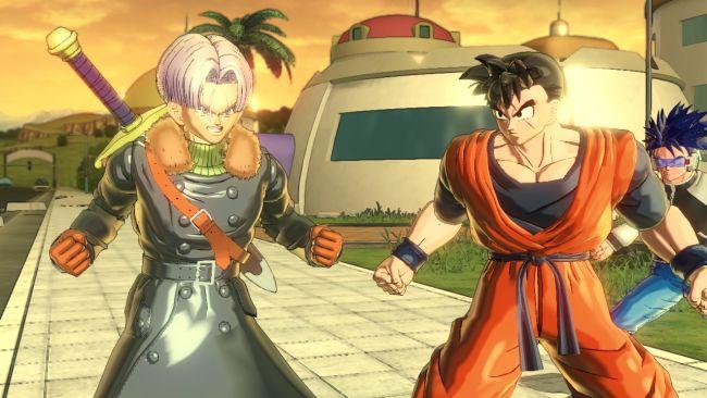 Dragon Ball Xenoverse 2 - Screenshots - Bild 28