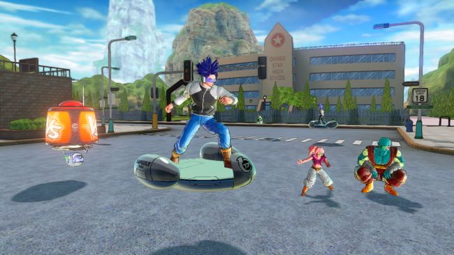 Dragon Ball Xenoverse 2 - Screenshots - Bild 20
