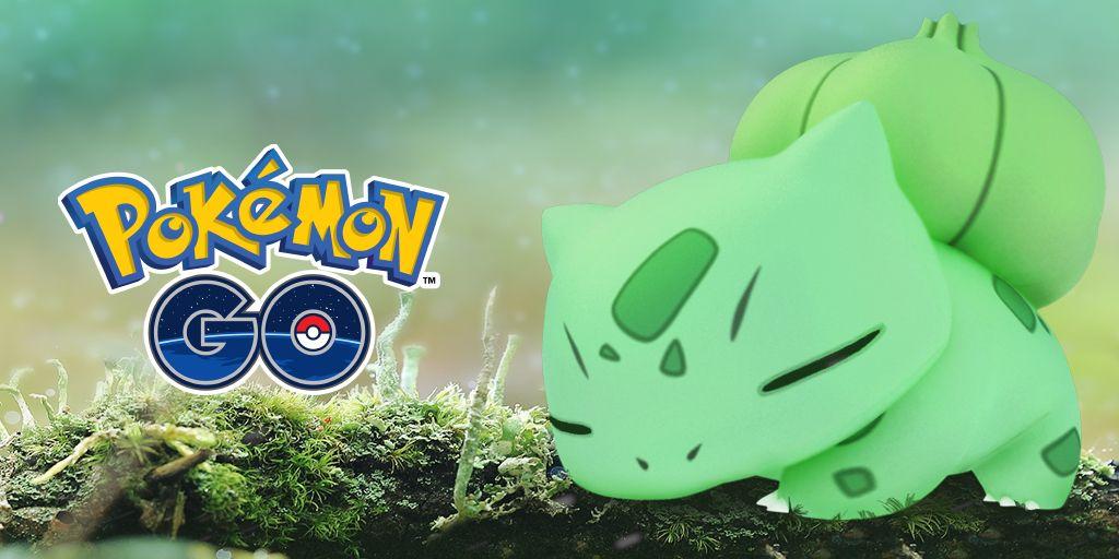 Pokémon GO: Weltweites Erblühen: Event vermehrt Pflanzen-Pokémon