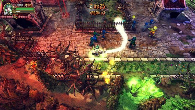 Demon's Crystals - Screenshots - Bild 4