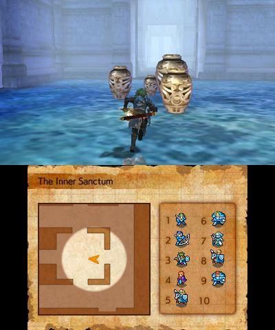 Fire Emblem Echoes: Shadows of Valentia - Screenshots - Bild 9