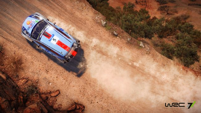 WRC 7 - Screenshots - Bild 1
