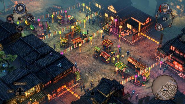Shadow Tactics: Blades of the Shogun - Screenshots - Bild 7