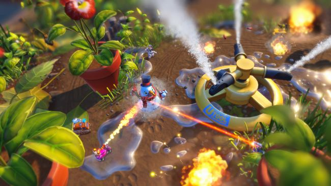 Micro Machines World Series - Screenshots - Bild 1