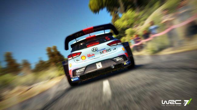 WRC 7 - Screenshots - Bild 4