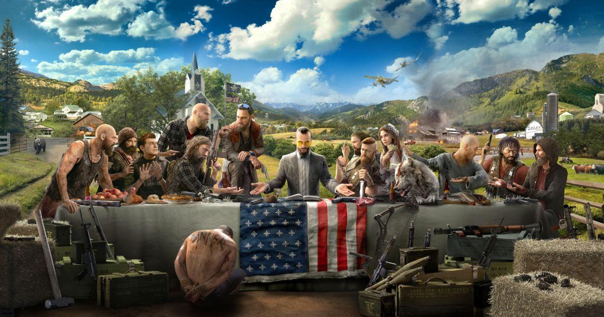 Akustische Wolfsköder Far Cry 5 Karte.Far Cry 5 Komplettlösung Alle Story Missionen Helfer