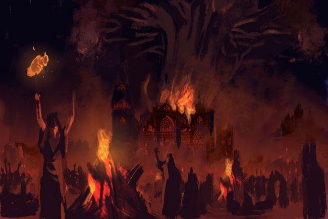 Blasphemous - Screenshots - Bild 2