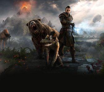 The Elder Scrolls Online: Morrowind - Test