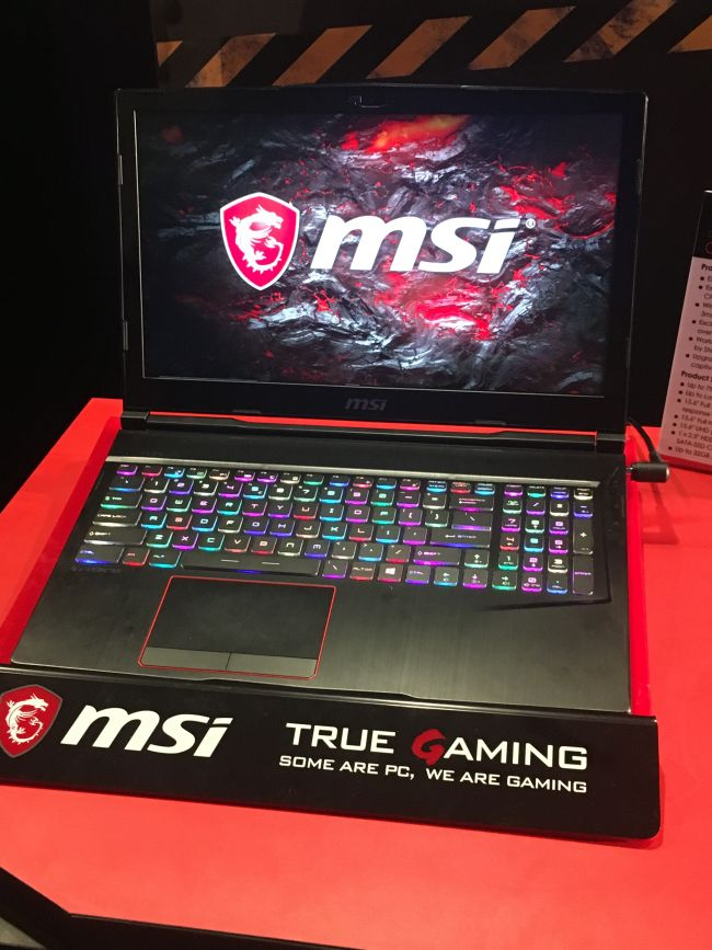 MSI Gaming-Notebooks - Screenshots - Bild 5