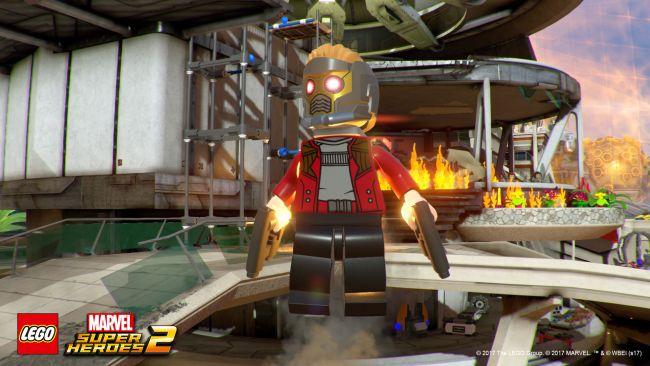 LEGO Marvel Super Heroes 2 - Screenshots - Bild 5