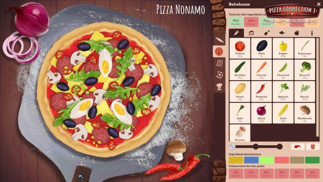 Pizza Connection 3 - Screenshots - Bild 3