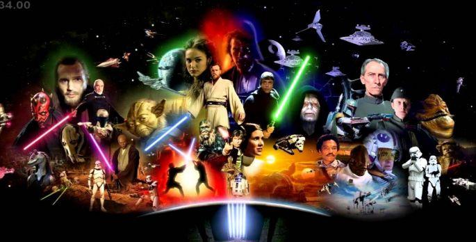Die große Star Wars History - Special