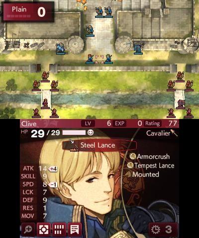 Fire Emblem Echoes: Shadows of Valentia - Screenshots - Bild 3