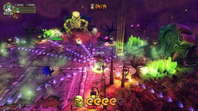 Demon's Crystals - Screenshots - Bild 1
