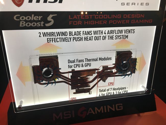 MSI Gaming-Notebooks - Screenshots - Bild 12
