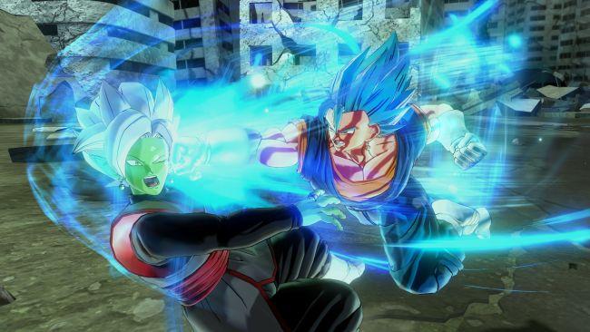Dragon Ball Xenoverse 2 - Screenshots - Bild 35