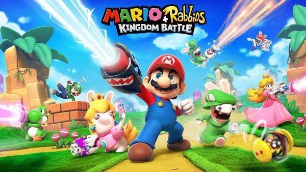 E3 2017: Leak bestätigt Mario + Rabbids: Kingdom Battle