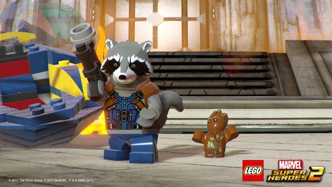 LEGO Marvel Super Heroes 2 - Screenshots - Bild 4