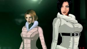 Fear Effect: Sedna
