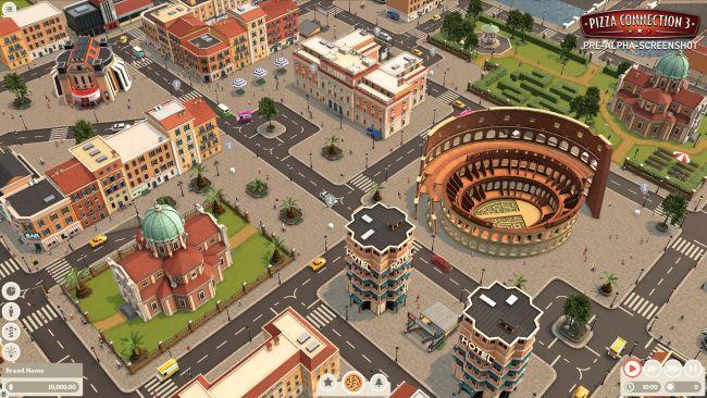 Pizza Connection 3 - Screenshots - Bild 1