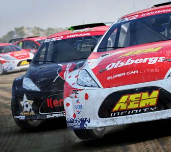 DiRT 4 - Preview