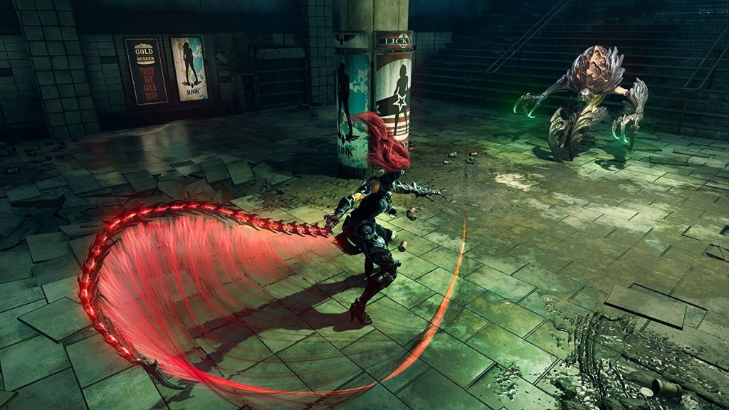 Darskiders 3 - Fury schlägt zu, im 12-minütigem Gameplay-Trailer