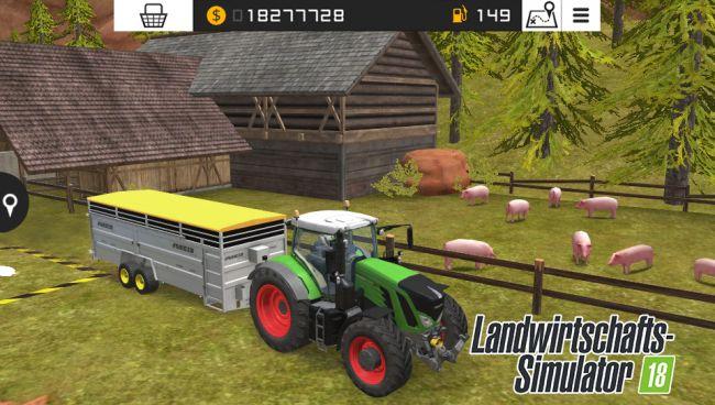 Landwirtschafts-Simulator 18 - Screenshots - Bild 5