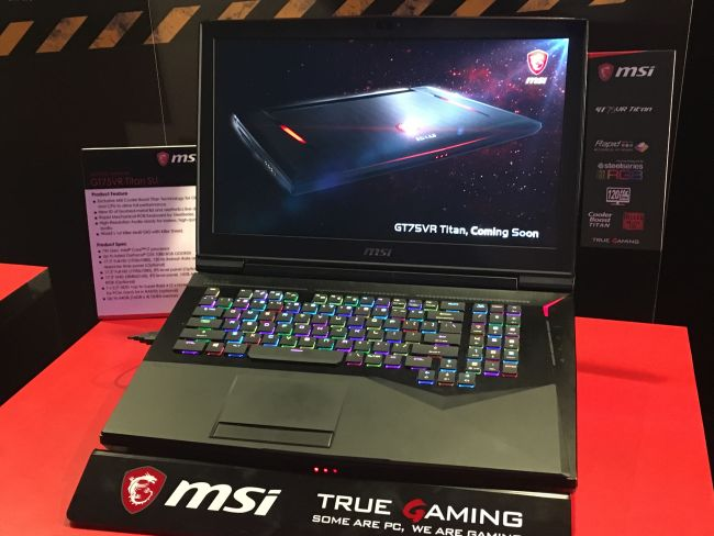 MSI Gaming-Notebooks - Screenshots - Bild 13