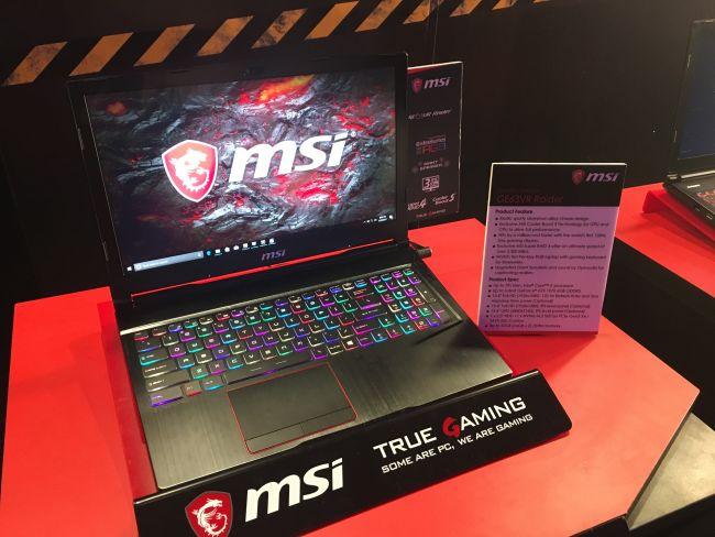 MSI Gaming-Notebooks - Screenshots - Bild 14