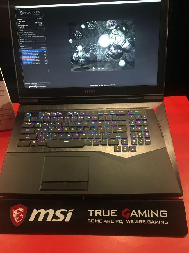 MSI Gaming-Notebooks - Screenshots - Bild 8