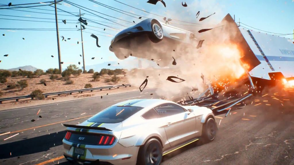 E3 2017: Need for Speed Payback-Gameplay-Trailer