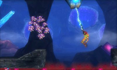 Metroid: Samus Returns - Screenshots - Bild 10