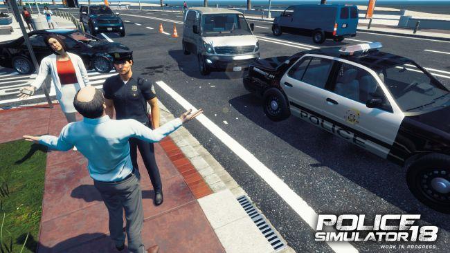 Police Simulator 18 - Screenshots - Bild 3