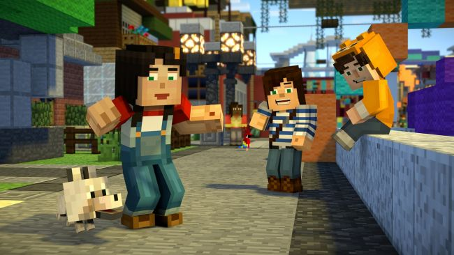 Minecraft: Story Mode - Season 2 - Screenshots - Bild 1